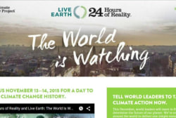What happened to Al Gore's 'Live Earth'?