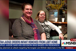 Utah Judge removes infant from LGBT home