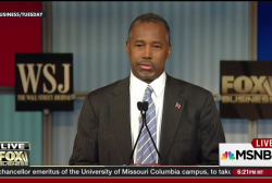 Carson camp: We have intel on Chinese in...