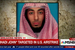 Col. Warren: 'Jihadi John' was ISIL celebrity
