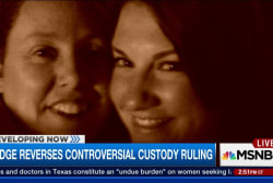 Judge reverses controversial custody ruling