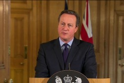Cameron: We in the UK face the same threat