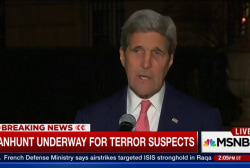 Kerry: This is an attack on civility itself