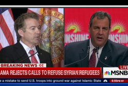 GOP seeks to block Syrian refugees