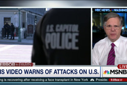 Security ramped up in US cities