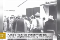 'Operation Wetback' resurfaces at GOP debate