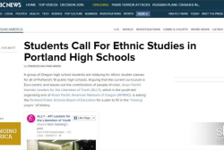 Should high schools require 'Ethnic Studies'?