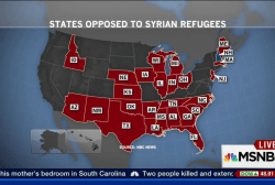 Attacks raise refugee anxiety in the US