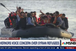 26 governors oppose Syrian refugees