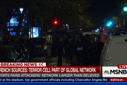 New details about terror cell in Paris...