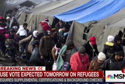 Congressman on refugee vetting process