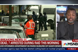 Alleged Paris attacks mastermind targeted...