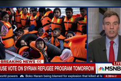 Congress Takes Up Refugee Crisis