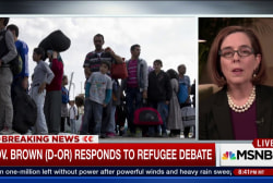 Two Dem. Governors on Syrian refugees: 'yes'
