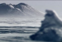 Documentary explores the melting ice