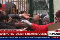 House passes more roadblocks for refugees
