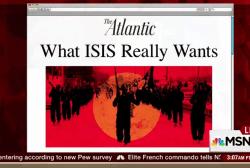 Atlantic writer on Paris attacks
