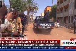 US troops aid in Mali hostage evacuation