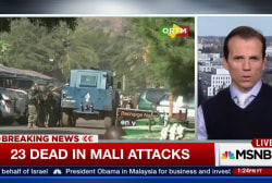 Fmr. Navy Seal speaks on Mali Attack