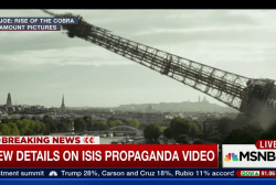New details on ISIS propaganda video