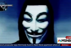 Can Anonymous's hacker-soldiers hurt ISIS?
