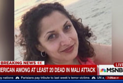 American among the dead in Mali attack