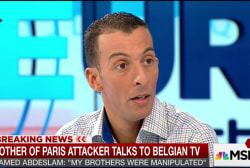 Brother of Paris attacker talks to Belgian TV