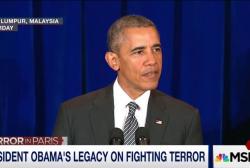Obama under scrutiny for ISIS response
