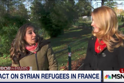 Syrian refugee in France applied for 100 jobs