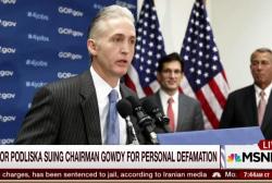 Fmr. investigator files federal Benhazi suit