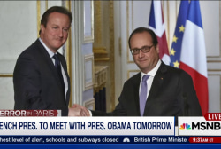 Preview of Obama and Hollande meeting
