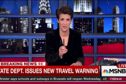 Worldwide travel warning for Americans issued