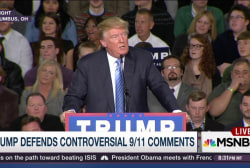 Will media challenge Trump's 9/11 falsehoods?