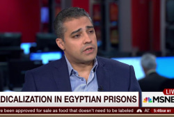 Journalist reflects on being imprisoned in...