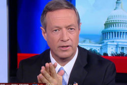 O'Malley: Immigration make America stronger