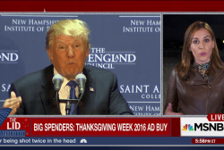 Candidates Plan Thanksgiving Ad Blitz