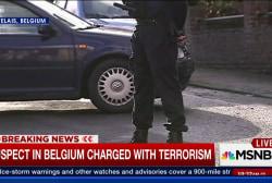 Man arrested in Brussels for 'terrorist...