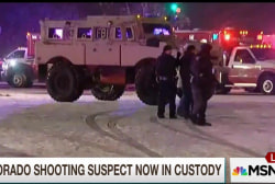Deadly shooting at Colorado Planned...
