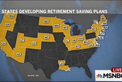 60 million without work-based retirement...
