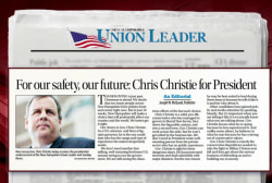 New signs of life in Christie campaign