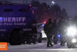 Covering the Planned Parenthood shooting