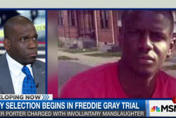 Jury selection begins in Freddie Gray trial