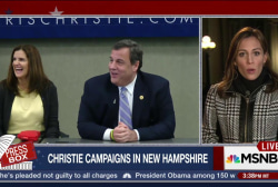Christie's New Hampshire Comeback?