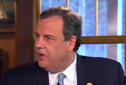 Christie: 'I'm the only candidate who has...