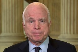 Sen. McCain: 'Right now we have no strategy'