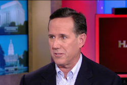 Santorum: Gun owners save lives