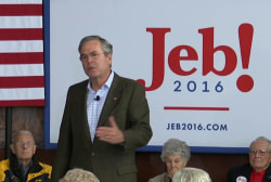Jeb Bush on having  a female VP