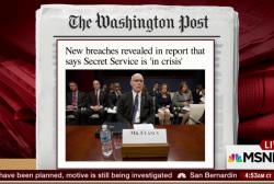 Secret Service in crisis according to report