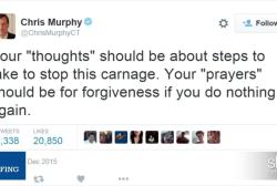 Is prayer-shaming the correct response?