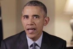 President Obama calls for stronger gun laws